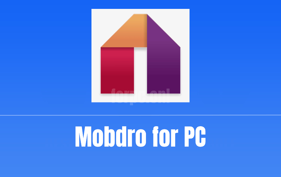 download mobdro for pc